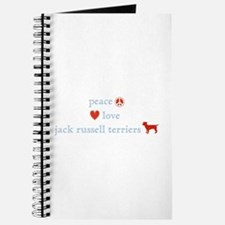 Peace, Love & Jack Russell Terrier Journal