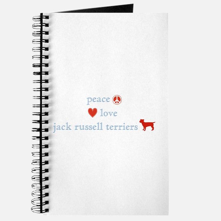 Peace, Love & Jack Russell Terrier Journal
