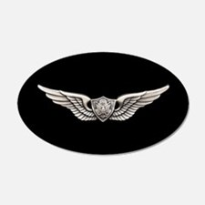 Aviation Crew Member Wall Decal