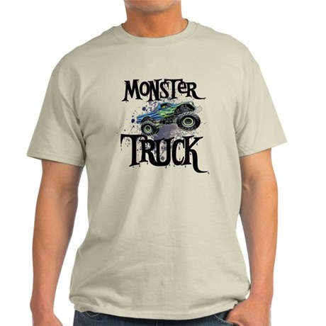 Monster Truck Light T-Shirt