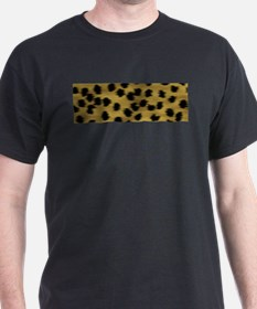 Cheetah Animal Print Pattern T-Shirt