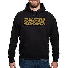 Cheetah Animal Print Pattern Hoodie