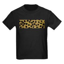 Cheetah Animal Print Pattern T