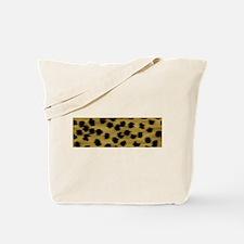 Cheetah Animal Print Pattern Tote Bag