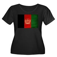 Afghanistan Flag T