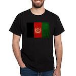 Afghanistan Flag Dark T-Shirt