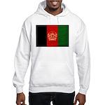 Afghanistan Flag Hooded Sweatshirt