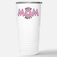 New Mom 2011 Travel Mug