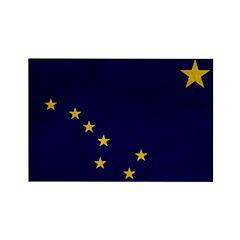 Alaska Flag Rectangle Magnet (100 pack)