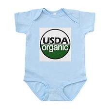 USDA Certified Organic Infant Creeper