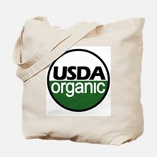 USDA Certified Organic Tote Bag