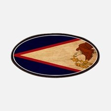 American Samoa Flag Patches