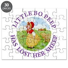 Little Bo Peep Puzzle