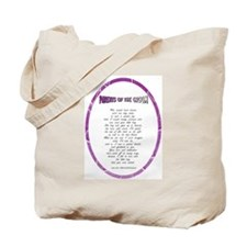 Parents of the Groom Tote Bag with a Message