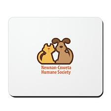 Newnan Coweta Humane Society Mousepad