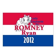 Romney Ryan Postcards (Package of 8)