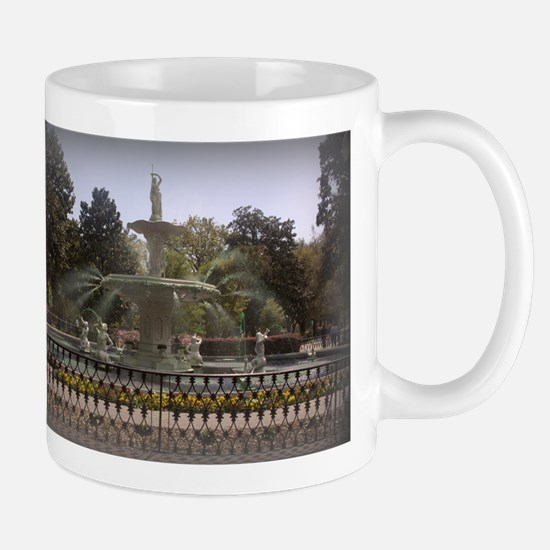 Forsyth Park Fountain Mug
