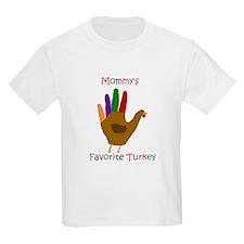 Mom's Turkey Kids T-Shirt