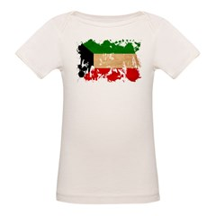 Kuwait Flag Tee