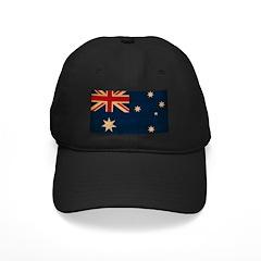 Australia Flag Baseball Hat