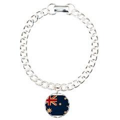 Australia Flag Bracelet