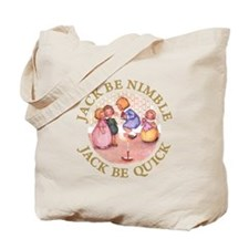 Jack Be Nimble Tote Bag