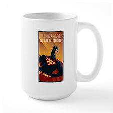 Man Of Steel Mug