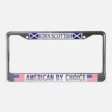 Born Scottish American by Choice Lic Fr