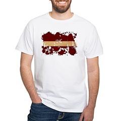 Latvia Flag Shirt