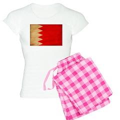 Bahrain Flag Pajamas