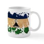 Lesotho Flag Mug