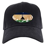 Lesotho Flag Black Cap
