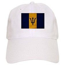 Barbados Flag Baseball Cap