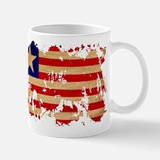 Liberia Flag Mug