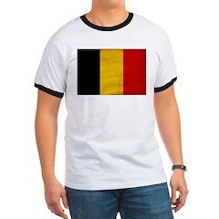 Belgium Flag T