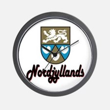 Nordjyllands Wall Clock