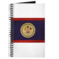 Belize Flag Journal