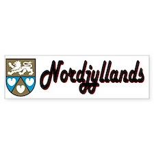 Nordjyllands Bumper Bumper Sticker