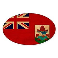 Bermuda Flag Decal