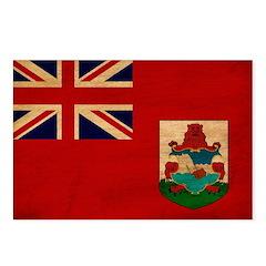 Bermuda Flag Postcards (Package of 8)