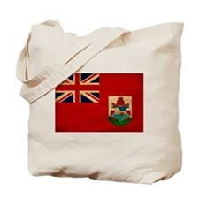 Bermuda Flag Tote Bag