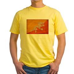Bhutan Flag T
