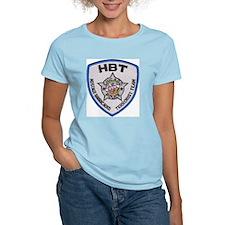 Chicago PD HBT Women's Pink T-Shirt