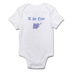 E is for Elephant Infant Creeper