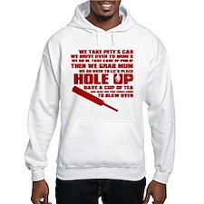 Hole Up Jumper Hoody