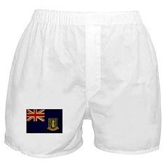 British Virgin Islands Flag Boxer Shorts