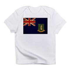 British Virgin Islands Flag Infant T-Shirt