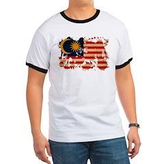 Malaysia Flag T