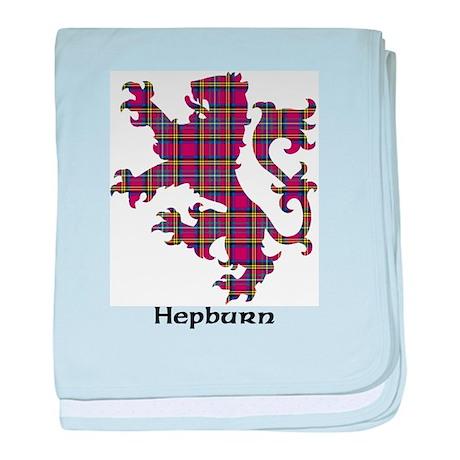 Lion - Hepburn baby blanket