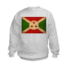 Burundi Flag Sweatshirt